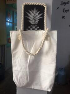 baskılı çanta imalat