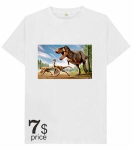 Dinazor tişörtü